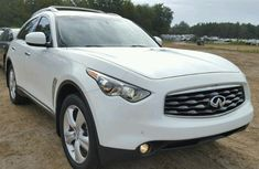 2012 INFINITY FX45 FOR SALE