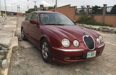 Jaguar S-Type 2007 ₦1,000,000 for sale