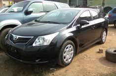 Clean Tokunbo Toyota Avensis 2010 FOR SALE