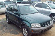 Clean Tokunbo 1999 Honda Crv for sale