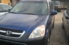 Tokunbo Honda Crv 2003 Model for sale