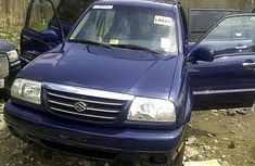 Sparkling Tokunbo 2002 Suzuki Xl-7 AWD FOR SALE