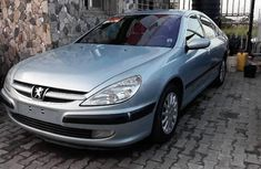 Peugeot 607 2002 Automatic Petrol ₦1,650,000 for sale