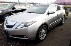 2010 Acura ZDX Automatic Petrol well maintained for sale