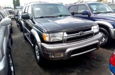 Toyota 4-Runner 2002 Petrol Automatic Black for sale