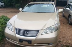 SOLD!!! Very Cheap Tokunbo 2008 Lexus ES350 -for sale