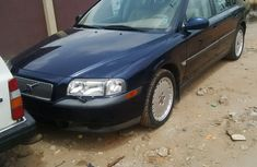Tokunbo Volvo S80 - 2002 FOR SALE