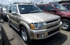 2002 Infiniti QX Automatic FOR SALE
