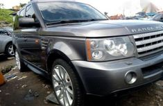 Land Rover Range Rover Sport 2008 Gray for sale