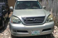 Lexus GX 2006 Automatic Petrol ₦2,700,000 for sale