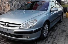 Peugeot 607 2002 for sale