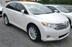 2015 Toyota Vanza White for sale clean tokunbo