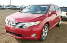 2012 Red Toyota Avanza for sale clean tokunbo