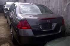 Neat Honda Accord 2006 Grey for sale