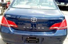 Toyota Avalon 2002 blue for sale