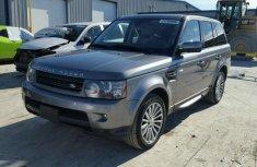 Range Rover sport 2010 Silver for sale