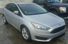 Ford Focus 2015 silver for sale