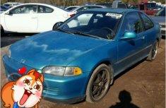 Selling brand new tokunbo Honda Civic 2001