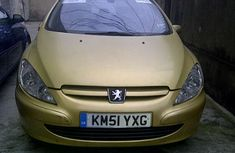 Tokunbo Peugeot 307 2001 FOR SALE