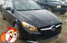 Selling 2012 tokunbo Mercedes Benz CLA250