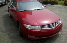 Clean Tokunbo 2002 Toyota Solara for sale