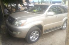 Almost brand new Lexus GX Petrol 2006 for sale