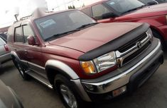 Toyota 4runner 2001 Red for sale