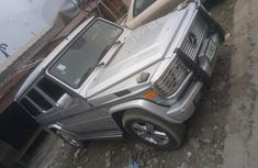 Mercedes Benz G-Class 2006 Silver for sale