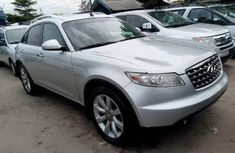 Infiniti FX 2007 Petrol Automatic Grey/Silver for sale
