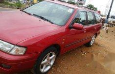 Nissan Primera 2003 Red