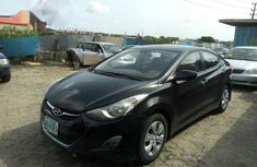 New Hyundai Elantra 2013 Black FOR SALE