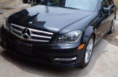Clean Mercedes BeNz C300 2013 for sale