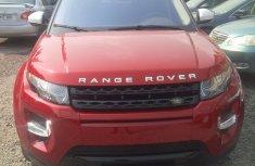 Range Rover 2015 model for sale