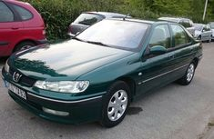 2002 Clean shine Peugeot 406 for sale in good condition