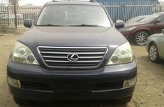 Lexus GX470 2005 Tokunbo FOR SALE
