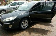 Very Sound And Clean Peugeot 407 2007 Black for sale