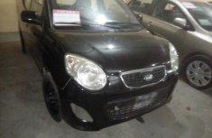 Kia Picanto 2011 Black for sale