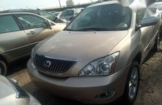 Lexus Rx350 2008 Gold for sale