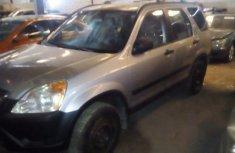 Honda CRV 2003 Silver FOR SALE