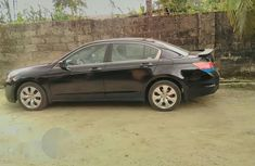 Honda Accord 2010 Black for sale