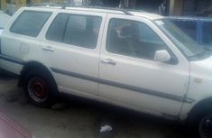 Volkswagen Golf 2002 White for sale