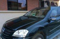 Registered Mercedes Benz ML500 2009 Black FOR SALE