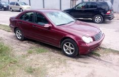 Almost brand new Mercedes-Benz C180 Petrol 2003 for sale