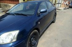 Toyota Avensis 2004 Blue For Sale