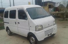 Direct Belgium Suzuki Mini Bus With Factory Fitted AC 2002 White For Sale