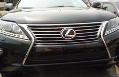 Lexus RX 2014 Petrol Automatic Black for sale