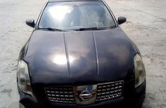 Nissan Maxima 2003 Black for sale