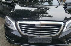 Mercedes-benz S500 2017 for sale