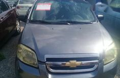 Chevrolet Aveo 2003 Gray for sale