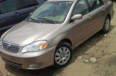 Toyota Corolla Le 2003 for Sale